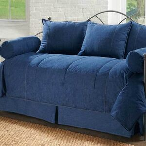 Denim Daybed Ensemble