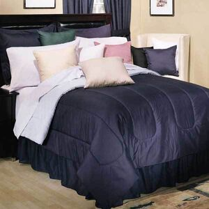 Solid Color Bed-In-A-Bag, Comforters & Comforter Sets
