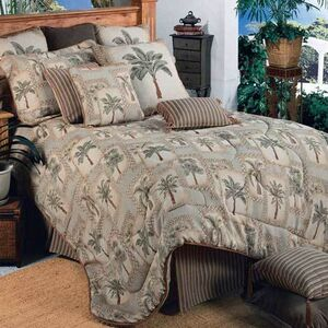 Palm Grove Bed Set