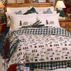Northern Exposure Bed Set