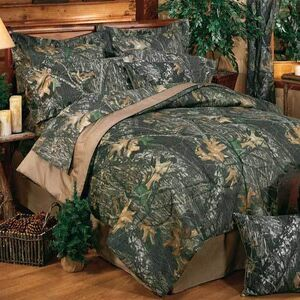 New Break Up Bed Set