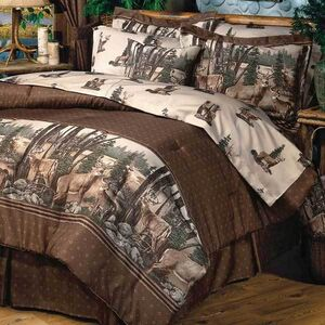 Whitetail Dreams Bed Set