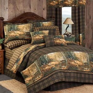 Whitetail Birch Bed Set