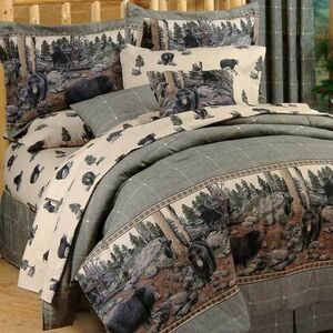 The Bears Bed Set
