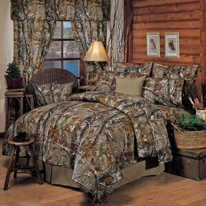 All Purpose Camo Bed Set