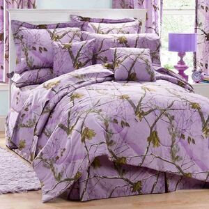 All Purpose Lavender Bed Set