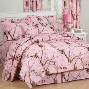 All Purpose Pink Bed Set