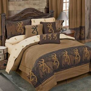 Oak Tree Buckmark Bed Set
