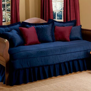 Solid Color Daybed Ensembles