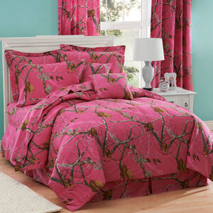 All Purpose Fuchsia Bed Set
