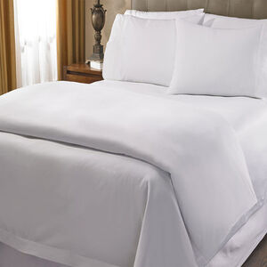 Solid Color Duvets & Pillow Shams