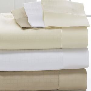 DreamFit Degree 6 Tencel Sheets & Quilted Ensemble