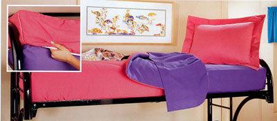 Bed Cap Elasticized Corner