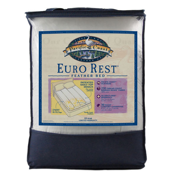 Euro Rest Feather Bed